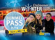 Bummelpass Dülmener Winter